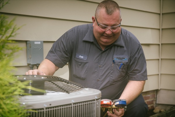 Choice Aire HVAC Services Northeast Ohio